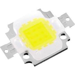 0.3A 10W LED Chip Bulb COB Light Beads Pure White Super Bright High Power for Floodlight