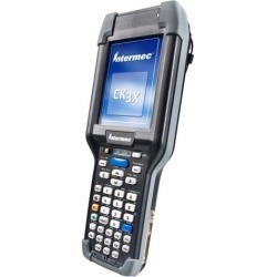 Honeywell (Intermec) CK3X Numeric-Function Handheld Mobile Computer - 1GHz/256MB RAM/1GB Flash/WEH 6.5/Bluetooth/All Languages - CK3XAB4M000W4100
