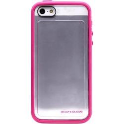 Body Glove - MySuit Case for Apple iPhone 5/5S - Raspberry/Clear