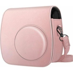 For Polaroid PIC-300/Fujifilm Instax Mini 7s Camera Case Bag Cover - Rose Gold