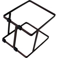 Dish Drainer Metal Dish Drying Rack Dinner Plates Rack Stand Holder Black