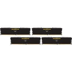 CORSAIR Vengeance LPX 32GB (4 x 8GB) 288-Pin DDR4 SDRAM DDR4 2400 (PC4 19200) AMD X399 Compatible C14 Memory Kit - Black Model CMK32GX4M4A2400C14
