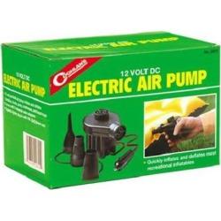 Coghlans 0815 12 Volt DC Electric Air Pump