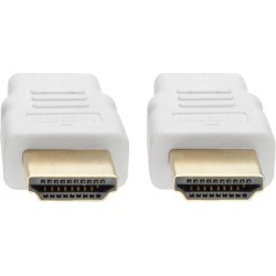 Tripp Lite High-Speed HDMI Cable with Digital Video and Audio, HD 1080p (M/M), White, 25 ft. (P568-025-WH) found on Bargain Bro Philippines from Newegg Canada for $32.55