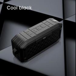 DOBACNER Bluetooth Speaker Music Speaker Wireless Speaker Waterproof Outdoor Bluetooth 5.0 Subwoofer U Disk Card Wireless Call TWS Series Speaker