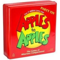 Apples To Apples Game In Tin