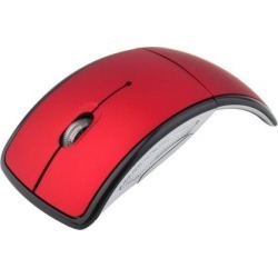 2pcs 2.4Ghz Foldable Wireless Optical Mouse Folding Optical Mouse Mice with USB Receiver For PC Laptop Computer