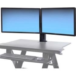 Ergotron 97-934-085 WorkFit Dual Monitor Kit, universal