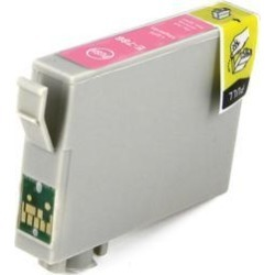 NEW SUPERIOR QUALITY! Epson T078620 Light Magenta Compatible Ink Cartridge
