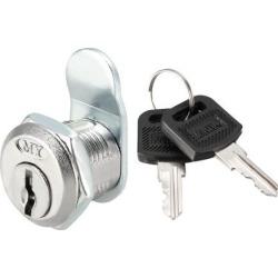 Cam Lock 16mm Cylinder Length 35mm Bent Cam File Cabinet Keyed Different