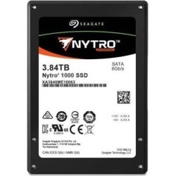 Seagate Nytro 1551 XA3840ME10063 2.5' 3.84TB SATA III 3D TLC Solid State Disk - Enterprise found on Bargain Bro Philippines from Newegg for $814.99