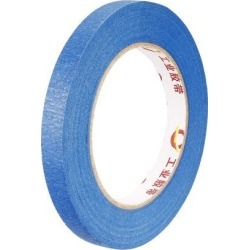Masking Tape Painter's Tapes, 0.47 Inch X 164 Feet Blue 1 Roll