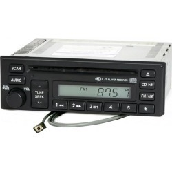 Recertified - Kia Sedona 02-05 Radio AM FM CD Player w Auxiliary Input on Pigtail 1K5AD66860A found on Bargain Bro India from Newegg Business for $125.00