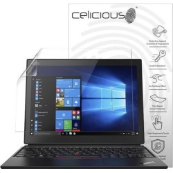 Celicious Vivid Plus Lenovo ThinkPad X1 Tablet 3rd Gen (Without IR) Mild Anti-Glare Screen Protector [Pack of 2] found on Bargain Bro Philippines from Newegg Business for $18.95