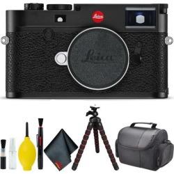 Leica M10 Digital Rangefinder Camera (Black) Standard Bundle