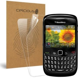 Celicious Vivid BlackBerry Curve 8520 Invisible Screen Protector [Pack of 2] found on Bargain Bro India from Newegg Canada for $6.06