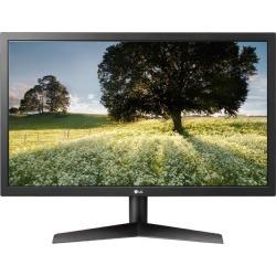 LG 24GL600F-B 24' Full HD 1920 x 1080 1ms (GTG Faster) 144 Hz HDMI, DisplayPort Gaming Monitor with Radeon FreeSync