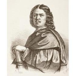 Posterazzi DPI1903703 Nicolas Poussin 1594 Poster Print, 13 x 16