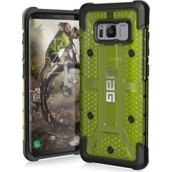 UAG Samsung Galaxy S8 [5.8-inch screen] Plasma Feather-Light Rugged [CITRON] Military Drop Tested Phone Case