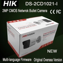 Hikvision DS-2CD1021-I 2MP 1080P Security IP Camera CCTV Camera (6 mm)