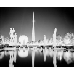 Posterazzi SAL255424296 USA New York City the 1939 40 New York Worlds Fair Poster Print - 18 x 24 in.