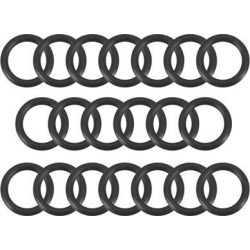O-Rings Nitrile Rubber 9mm x 13mm x 2mm Seal Rings Sealing Gasket 20pcs