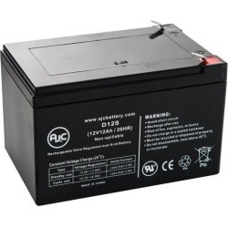 Charly Electric Scooter 12V 12Ah Electric Scooter Battery - This is an AJC Brand Replacement