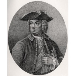 Posterazzi DPI1862424 Robert Walpole 1st Earl of Orford 1676 1745 Prime Minister of Great Britain & Poster Print, 13 x 16
