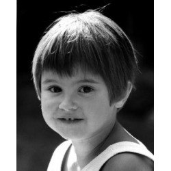 Posterazzi SAL25514049 Studio Portrait of Boy Smiling Poster Print - 18 x 24 in. found on Bargain Bro Philippines from Newegg Canada for $52.03