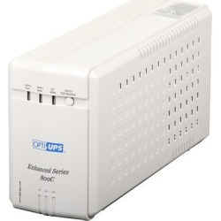 OPTI-UPS Enhanced Series ES800C UPS w/ AVR USB