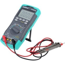 HoldPeak HP-890CN LCD Digital Multimeter DC AC Voltage Current Meter Temperature tester Meaurement Auto Range Diagnostic- tool
