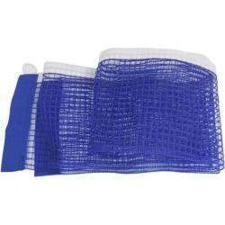 Unique Bargains 70.9' x 5.6' Portable Meshy Braided Nylon Ping Pong Net Table Tennis Net Blue