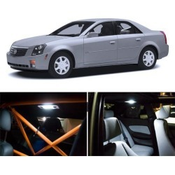 Cadillac Interior Package LED Lights Kit 2003-2007 - White found on Bargain Bro Philippines from Newegg Business for $13.95