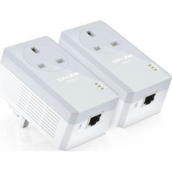 TP-LINK TL-PA4010P 2-pack PowerLine Network Adapter Kit found on Bargain Bro India from Newegg Canada for $52.90