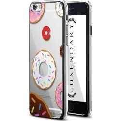 LUXENDARY DONUTS DESIGN CHROME SERIES CASE FOR IPHONE 6/6S PLUS