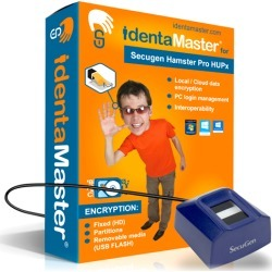 Biometric Security Software with SecuGen HUPx