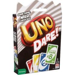 UNO Dare Card Games