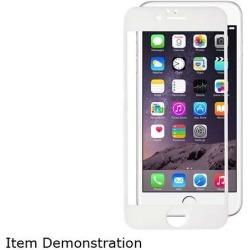 Phantom Glass for iPhone 6/6s - White - Edge-to-Edge
