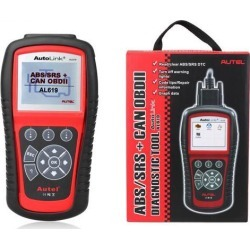 AUTEL AutoLink AL619 ABS/SRS CAN OBD2 Code Scanner