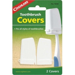 COGHLANS TOOTHBRUSH COVERS PACK OF 2 (C9244)