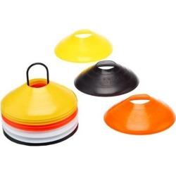 SKLZ Agility Cones (Set of 20 Cones in 4 Colors)