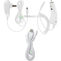 2X RAPID Charging Charger+10FT USB Cable for Phone Samsung Galaxy S3 S4 S5 S6 S7