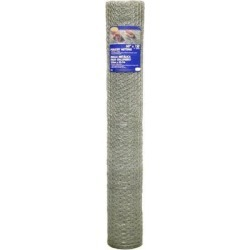 Mat 72' x 150' 1' Mesh Galvanized Poultry Netting 308435B found on Bargain Bro Philippines from Newegg for $138.99