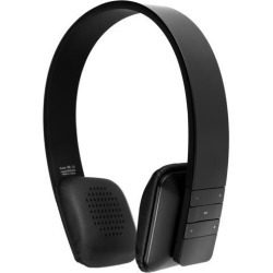 Aluratek Black ABH04FB Bluetooth Wireless Stereo Headphones found on Bargain Bro India from Newegg Canada for $48.10