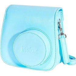 Recertified - Fujifilm Instax Groovy Camera Case For Instax Mini 8 and 9 - Blue