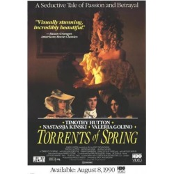 Torrents of Spring Movie Poster (27 x 40) found on Bargain Bro India from Newegg Canada for $42.58
