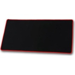 LUOM High Grade Thick Official Big Mouse Pad Game Mouse Pad Extended Edition Cloth Gaming Mouse Mat 23.6'*11.8'*0.08' Functional Non-slip Rubber Base