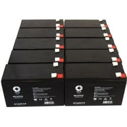 SPS Brand 12V 7 Ah Replacement Battery for Best Power Patriot II Pro 750 UPS (10 PACK) found on Bargain Bro Philippines from Newegg Business for $112.00