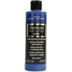 Deco Art DA528-9 Americana Multi-Surface Acrylic Paint, True Blue, 8-oz. - Quantity 1