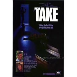 Posterazzi MOVGH3656 The Take Movie Poster - 27 x 40 in. found on Bargain Bro Philippines from Newegg Canada for $42.58